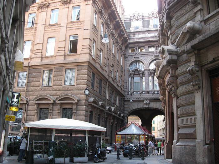 Генуя - мечта поэта: часть 4-Улочки 59698