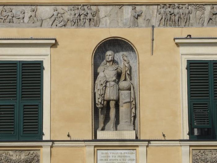 Генуя - мечта поэта: часть 4-Улочки 23074