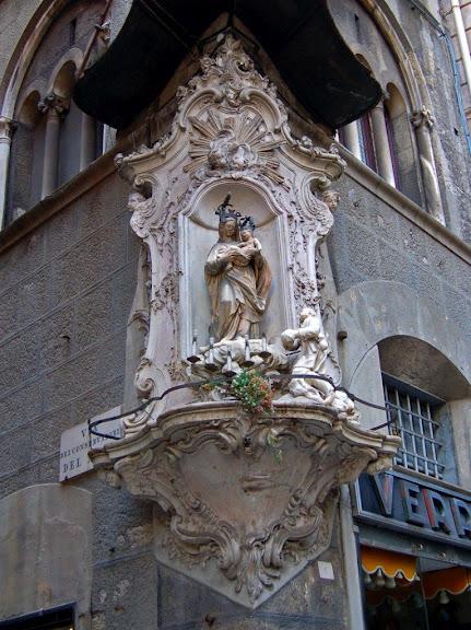 Генуя - мечта поэта: часть 4-Улочки 56118