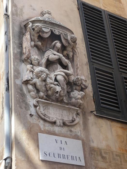 Генуя - мечта поэта: часть 4-Улочки 60117