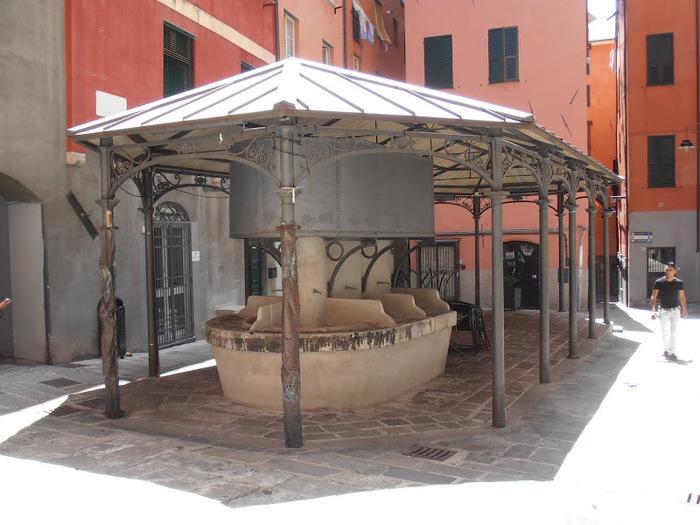 Генуя - мечта поэта: часть 4-Улочки 16118