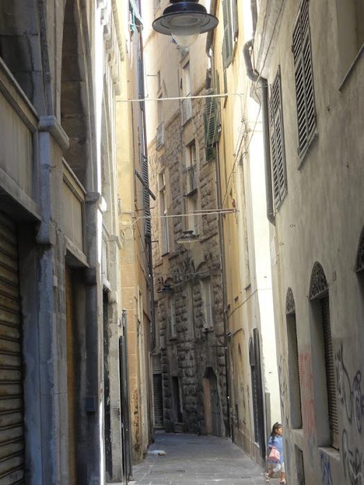 Генуя - мечта поэта: часть 4-Улочки 68639