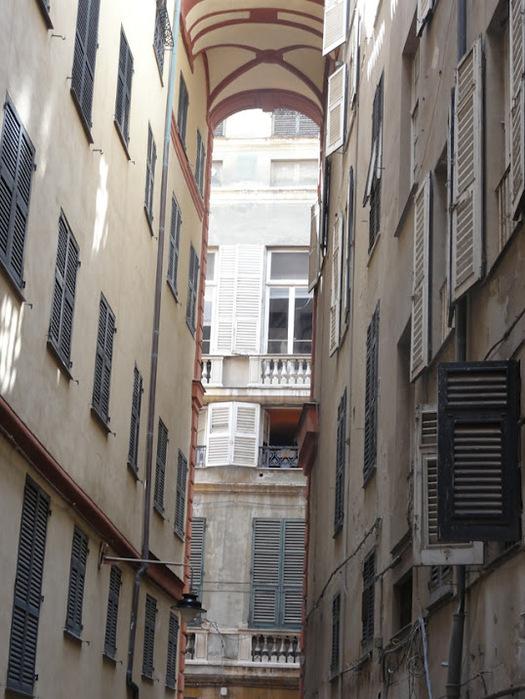 Генуя - мечта поэта: часть 4-Улочки 96529