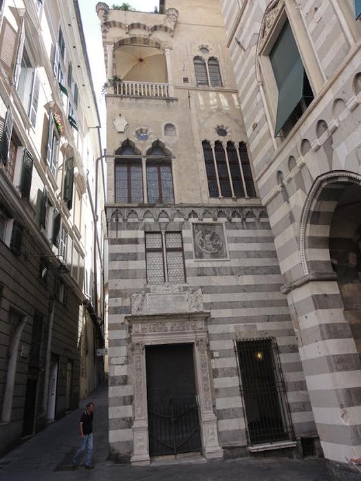 Генуя - мечта поэта: часть 4-Улочки 69215