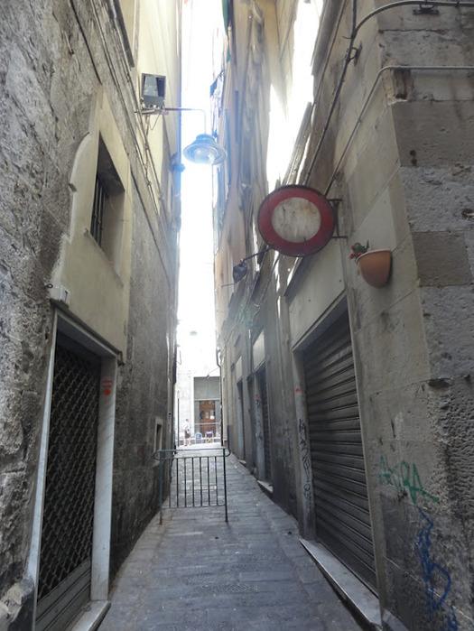 Генуя - мечта поэта: часть 4-Улочки 86094