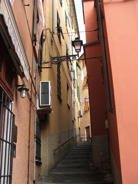 Генуя - мечта поэта: часть 4-Улочки 57535