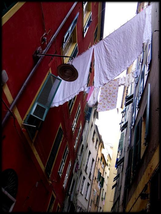 Генуя - мечта поэта: часть 4-Улочки 14622