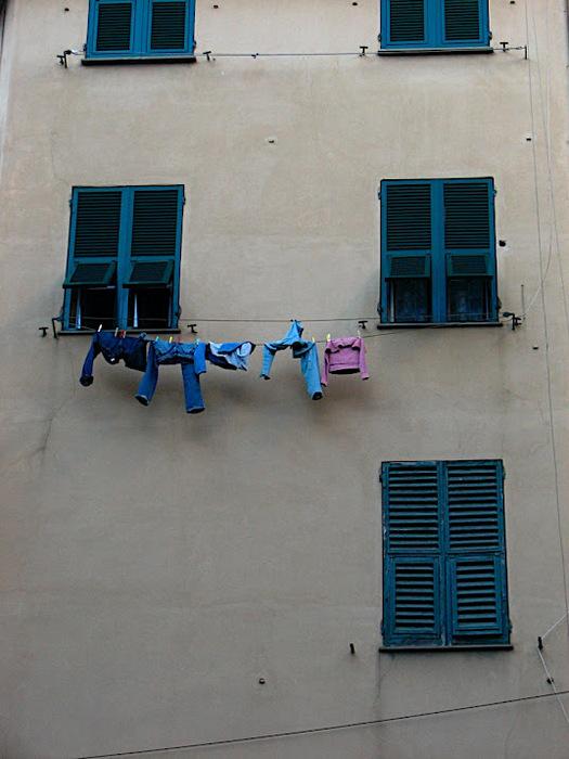 Генуя - мечта поэта: часть 4-Улочки 45952
