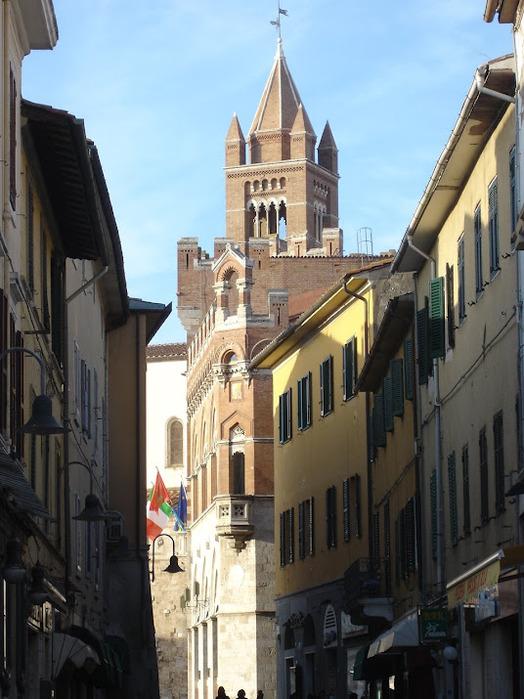 Генуя - мечта поэта: часть 4-Улочки 95160