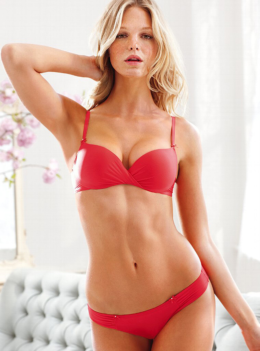 Victoria's Secret женское белье фото 5 (519x700, 243Kb)