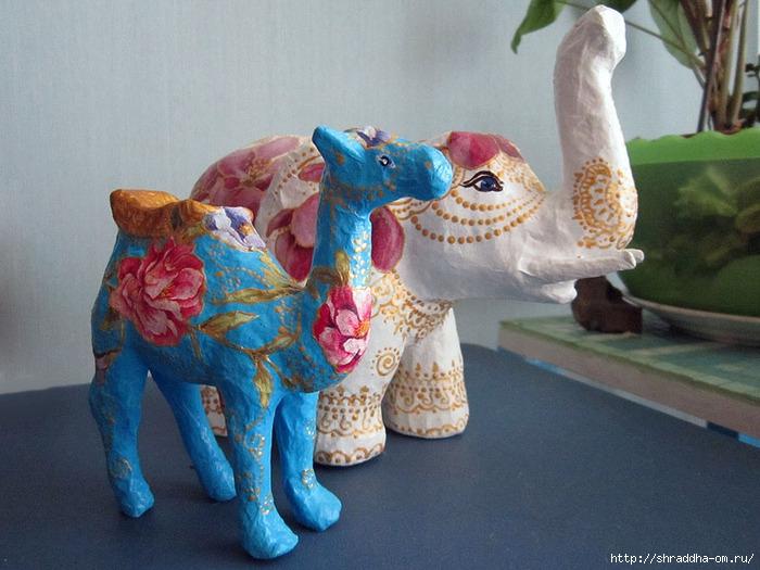 верблюд, автор Shraddha, 6 (700x525, 239Kb)