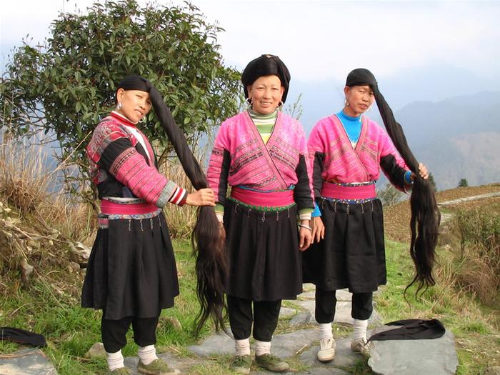 девушки народа яо китай (700x525, 173Kb)