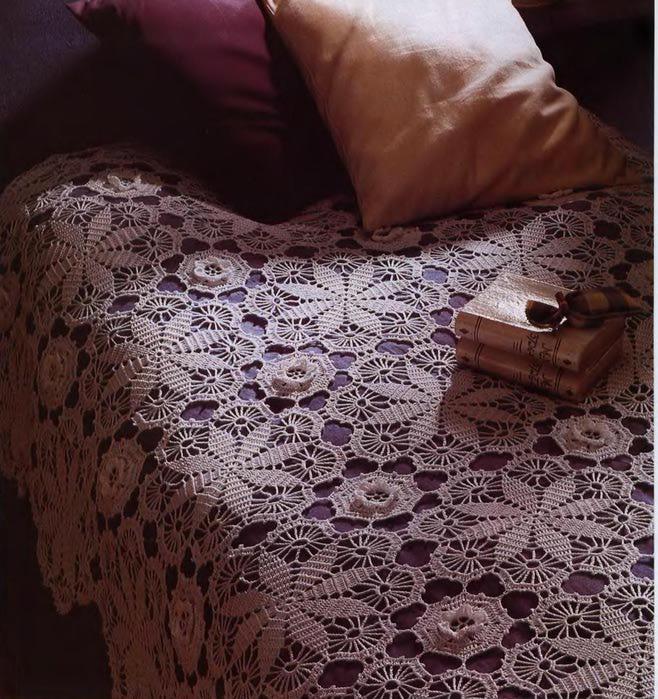 Золушка вяжет 245-2007-06 Рукоделие Экстра выпуск Вязание крючком_17 (658x700, 106Kb)