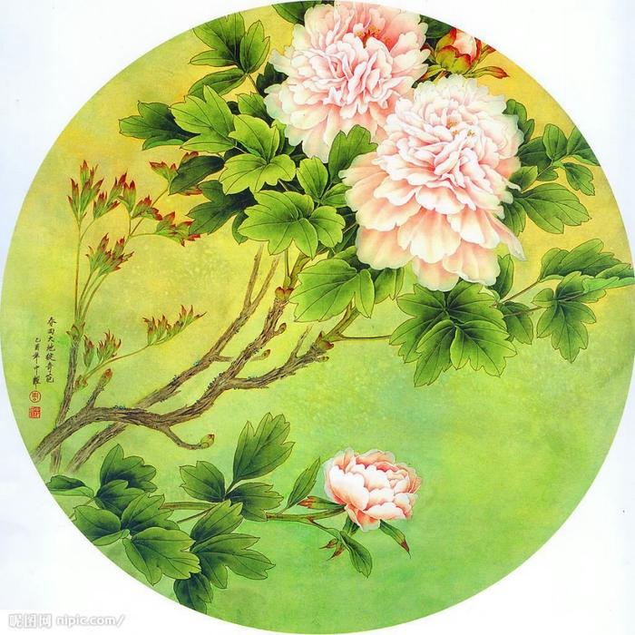 Картинки декупажные прекрасные цветы 3