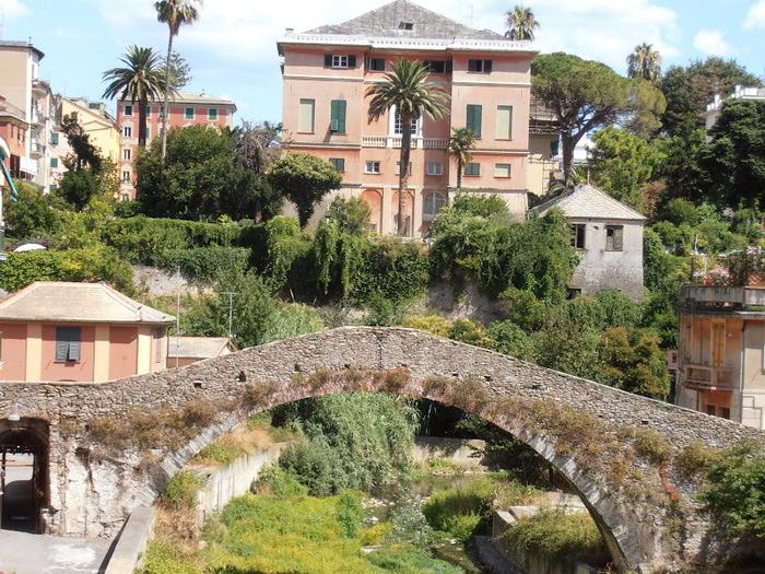 Генуя - мечта поэта: часть 4-Улочки 33724