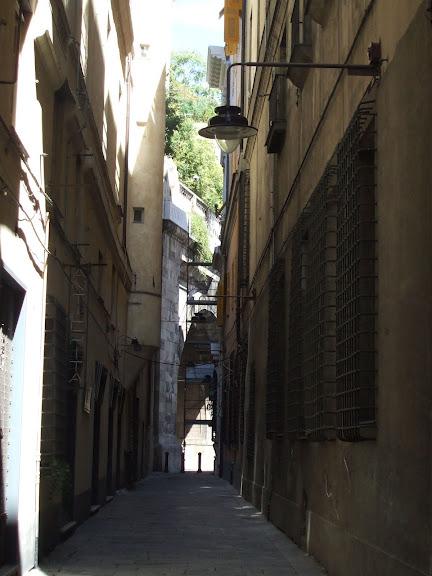 Генуя - мечта поэта: часть 4-Улочки 19159