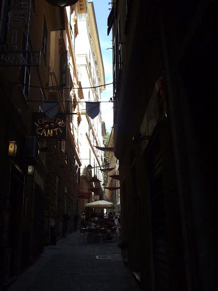 Генуя - мечта поэта: часть 4-Улочки 54829