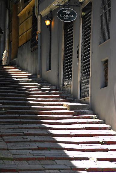 Генуя - мечта поэта: часть 4-Улочки 84594