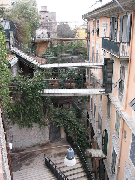 Генуя - мечта поэта: часть 4-Улочки 55232