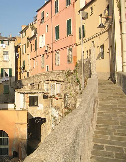 Генуя - мечта поэта: часть 4-Улочки 22591