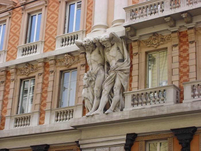 Генуя - мечта поэта: часть 4-Улочки 44631