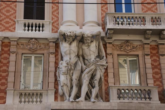 Генуя - мечта поэта: часть 4-Улочки 18672