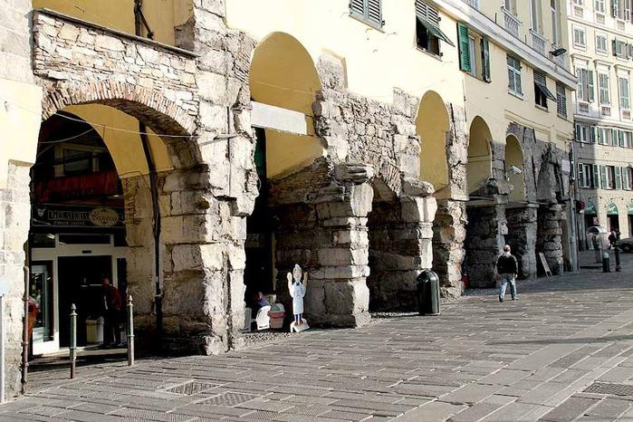 Генуя - мечта поэта: часть 4-Улочки 33216
