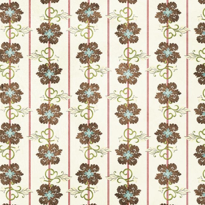 SummerDriggs_ComfortsOfHome_BrownFlowerWallpaper (700x700, 487Kb)