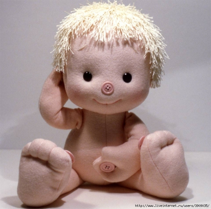 Текстиль для кукол своими руками