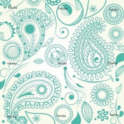 Схема вышивки огурца