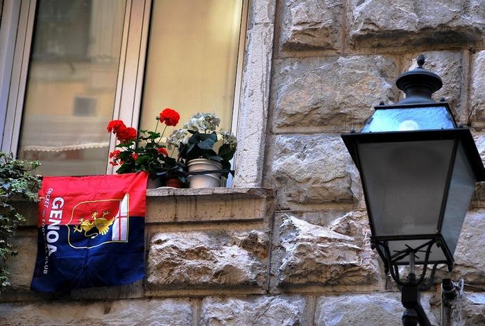 Генуя - мечта поэта: часть 4-Улочки 92509