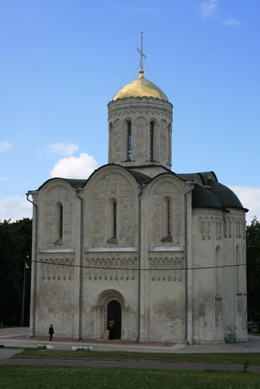 Дмитриевский собор. (367x550, 53Kb)
