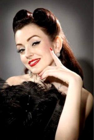Макияж ретро – станьте красивее Одри Хепберн