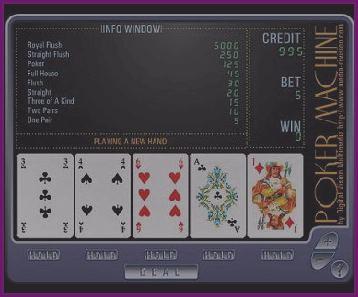 Обучение он лайн покеру