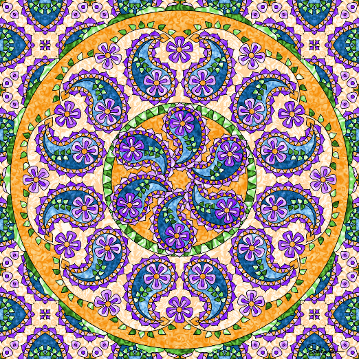 Рисунки для росписи мандал, витражей ...: www.liveinternet.ru/users/3900865/post229798223