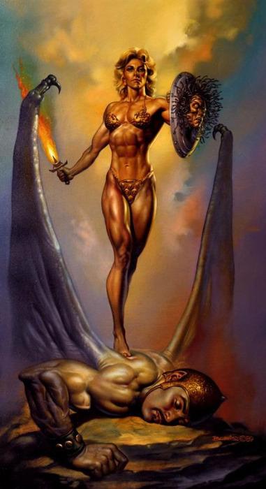 Афина (Минерва (Minerva)