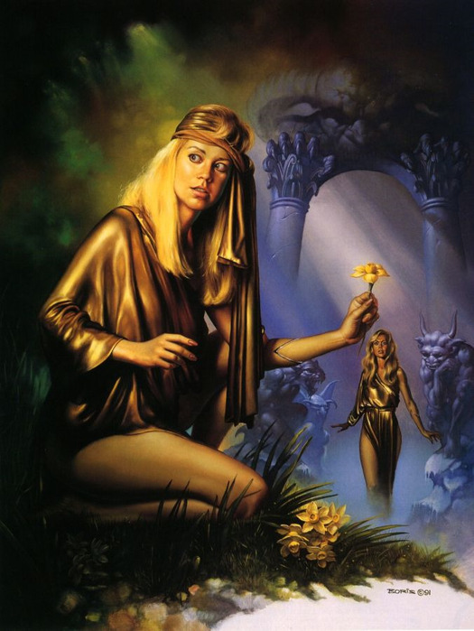 Персефона (Persephone)