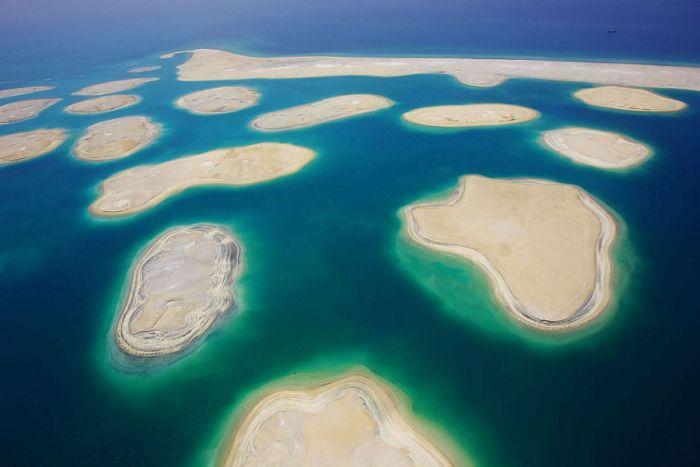 искусственные острова фото (700x467, 34Kb)