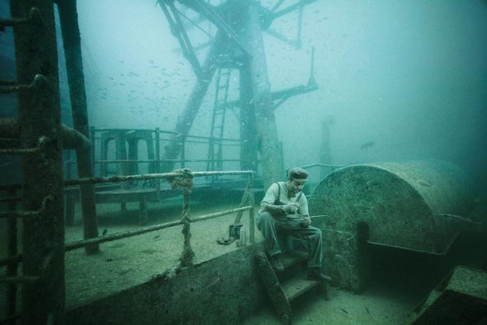 подводная фотография дайвинг 2 (700x466, 209Kb)