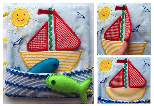Кораблик рыба своими руками
