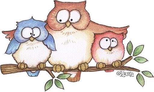 Owl_Family (512x306, 45Kb)