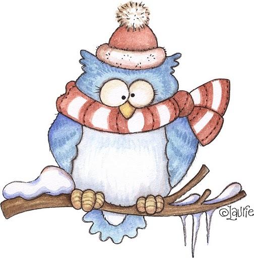 Owl_Winter (504x512, 62Kb)