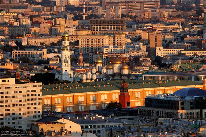 Интересные факты про Москву