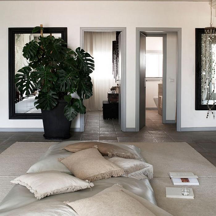 Плинтус в интерьере вашего дома