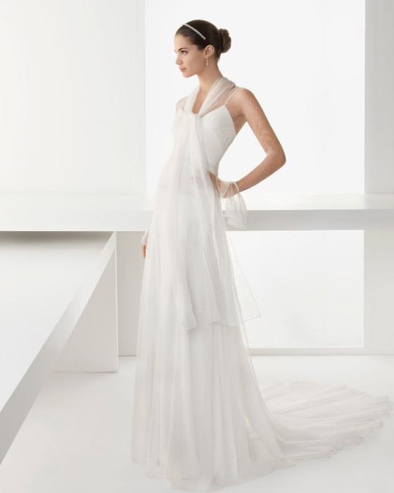 Легкие платья на свадьбу 5