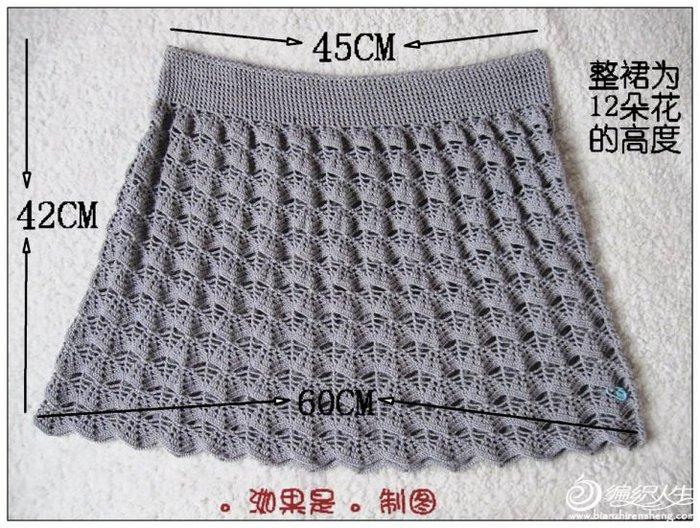 Мастер классы по вязанию крючком юбочек - Вязание спицами для детей (от 0 до года, до 3 лет и старше)