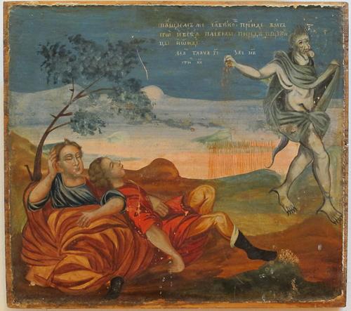 Притча о плевелах на поле (500x443, 188Kb)