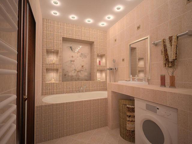 Идеи ремонт в ванной своими руками