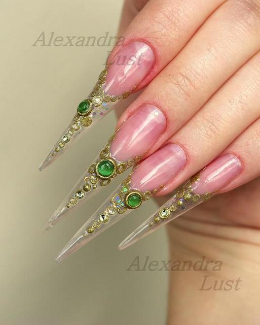 Украшаем ногти (МК,красивый маникюр ...: www.liveinternet.ru/journalshowcomments.php?jpostid=234022082...