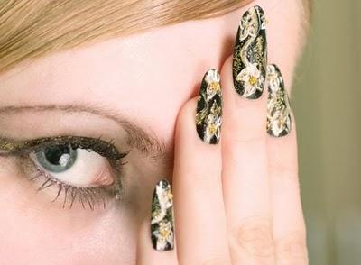 Украшаем ногти (МК,красивый маникюр ...: www.liveinternet.ru/users/4623230/post230702680